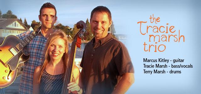 Tracie Marsh Trio