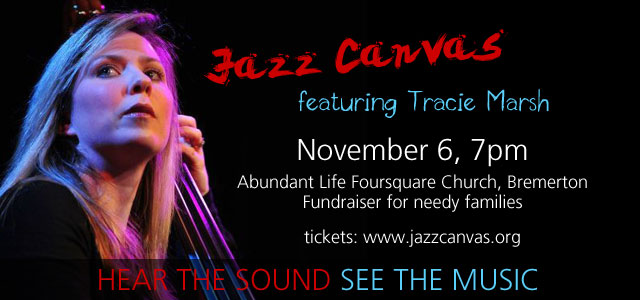 Jazz Canvas – Oct 17